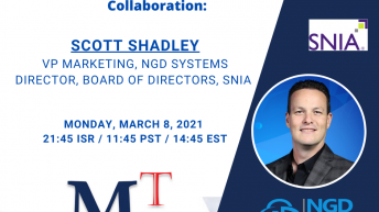 Merage Talk with Scott Shadley